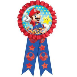 Award Ribbon - Super Mario