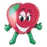 Foil Balloon - Strawberry