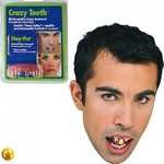 Costume Accessory - Crayz Teeth
