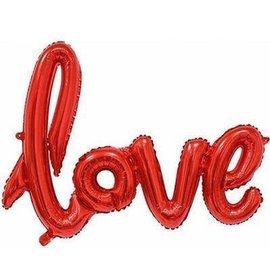 Foil Balloon - Love Air Fill