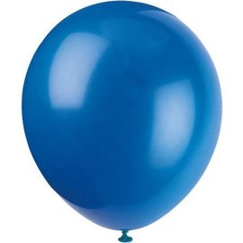 Latex Balloon - Royal Blue