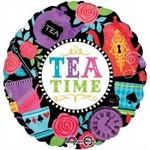 "Foil Balloon - Tea Time 18"""
