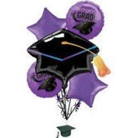 Foil Balloons - Congrats Grad