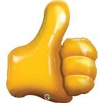 "Foil Balloon -  Thumbs Up/35"""
