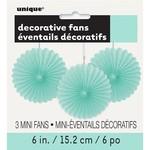 Mini Fans - Mint