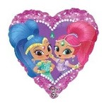 Foil Balloon - Shimmer and Shine