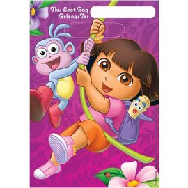 Loot Bags - Dora