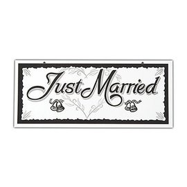 Cutout-Just Married
