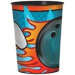 Plastic Cups - Bowling 16oz