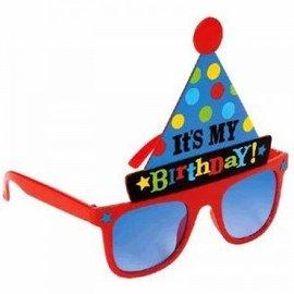 Fun glasses It's MY Birthday