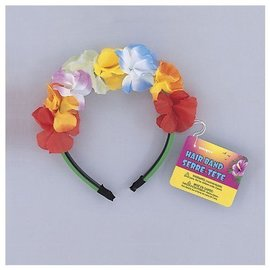 Hair Band- Luau- One Size