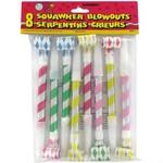 Blowouts-Large-Multi color-8pk