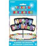 Pick-Flashing-Happy Birthday-9''