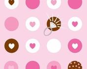 Dots and Hearts