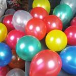 Latex Balloons - Non Helium