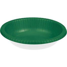 Bowls -Paper-Emerald Green-20oz-20pk