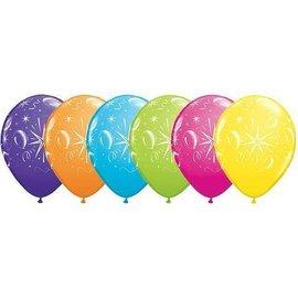 "Latex Balloons - Sparkle - 11"""