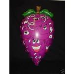 Foil Balloon-Purple Grapes Shape-28''