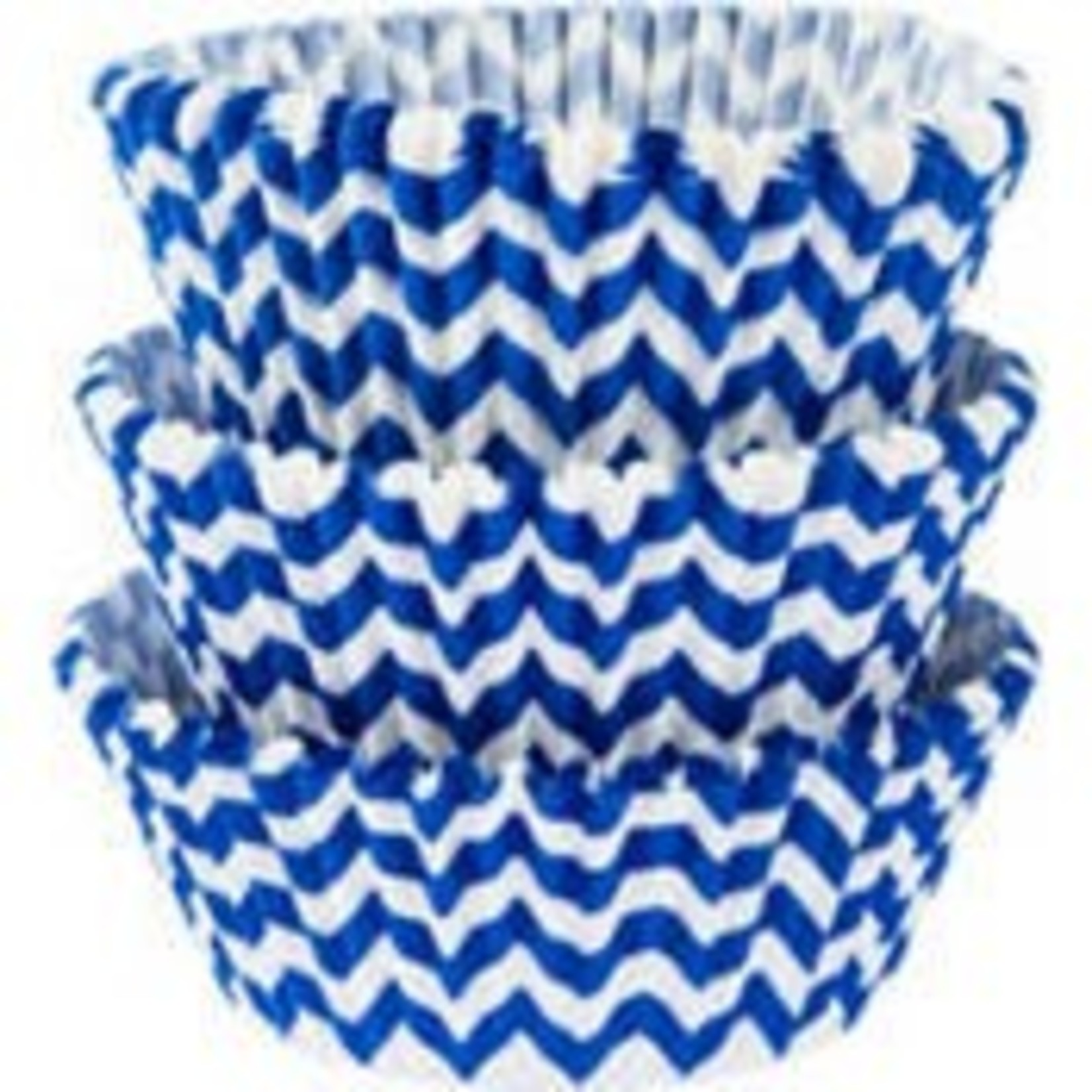 Baking Cups-Blue Wave-2''-75pk