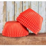 Baking Cups-Apple Red-1.25''-100pk