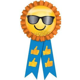 Award Ribbon-Emoji LOL-6''