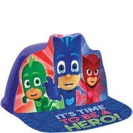 Hat-Vac Form-PJ Masks-Plastic