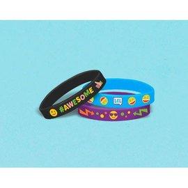 Bracelets-Emoji LoL-6pk