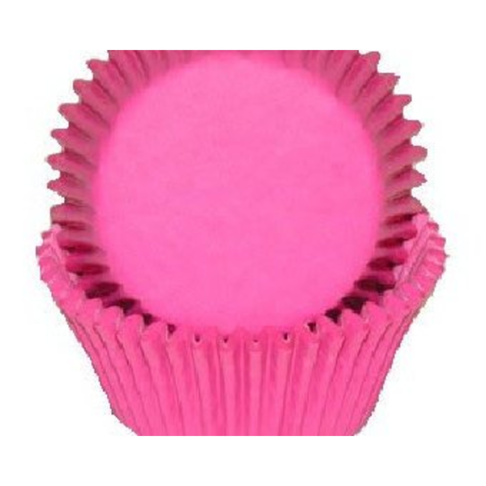 Baking Cups-Bright Pink-2''-75pk