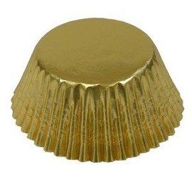 Baking Cups-Foil-Gold-1.25''-75pk