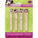 Bubble Wands - Minnie Mouse - 4pk