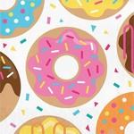Napkins-LN-Donut Time-16pk-2ply