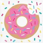 Napkins - BEV - Donut Time - 16pk - 2ply