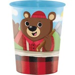 Plastic Cup-Lumber Bear Jack-16oz