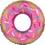 Foil Balloon-Supershape-Donut Time-30''
