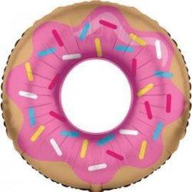 Foil Balloon-Donut Time-30''