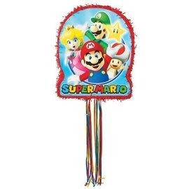 Pinata Super Mario-21.5x18x3in