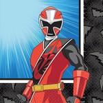 Napkins-BEV-Power Rangers Ninja Steel-16pk-2ply