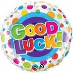 Foil Balloon-Good Luck-18''