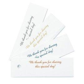 Confetti Cards Red