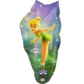 Foil Balloon-Supershape-Tinkerbell-Singing Balloon