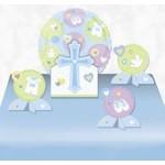 Balloon Table Decor - Christening (Seasonal)