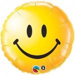 Foil Balloon-Smiley Face-18''