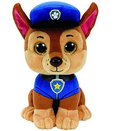 Beanie Boos-Paw Patrol Chase-6''