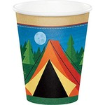 Cups-Camp Out-9oz-8pk-Paper