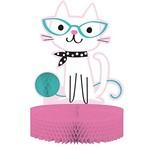 Centerpiece-Cat Purr-fect Party-9''x12''