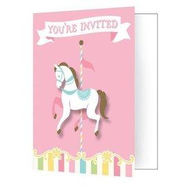 Invitations-Carousel-8pk