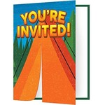 Invitations-Camp Out-8pk