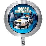 Foil Balloon-Police Party-18''