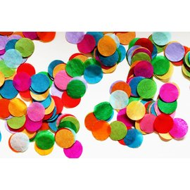 Confetti-Multi Color Tissue-1oz