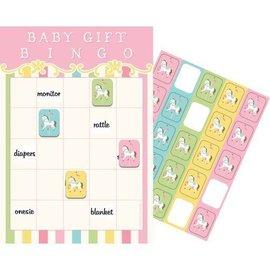 Bingo Game- Carousel- 10pk
